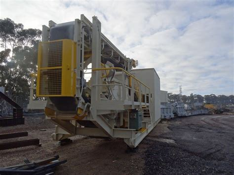 pug mill for sale q m e portable modular pug mill plant for sale