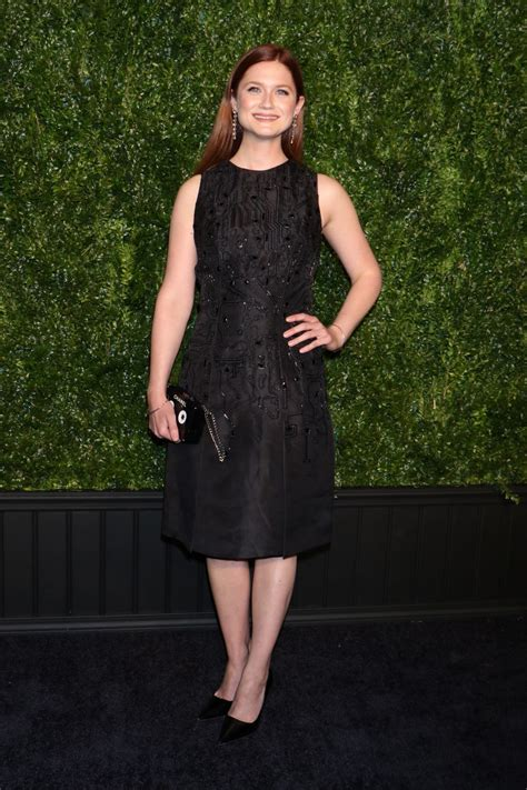 bonnie wright bonnie wright chanel artists dinner at tribeca film