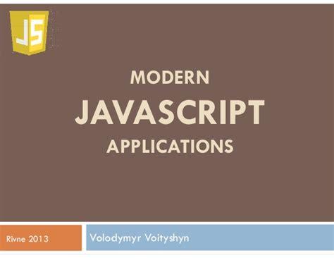 javascript app pattern modern javascript applications design patterns