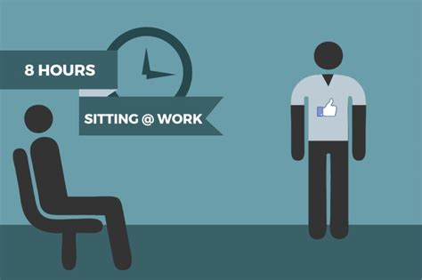 standing at your desk vs sitting health check sitting versus standing ent wellbeing