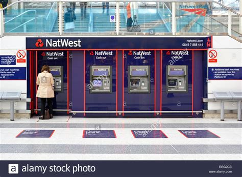 natwest bank locations nat west bank quot out quot atm machines on the