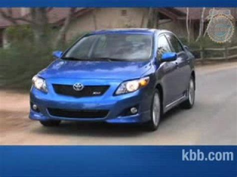 2010 Toyota Corolla Blue Book Value 2009 Toyota Corolla Kelley Blue Book Autos Post