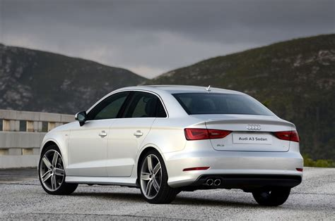 Audi A3 2014 by All New 2014 Audi A3 Sedan Launched In South Africa