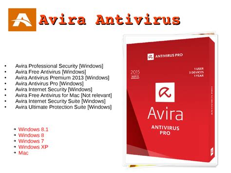 Anti Virus Avira avira antivirus pro license key authorstream