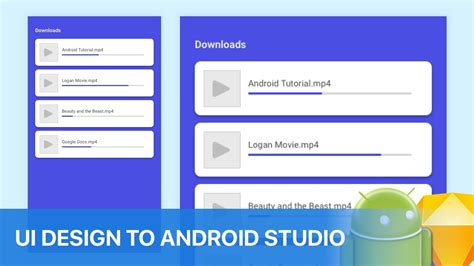 android ui design tutorial android studio pdf animation download ui design to android studio tutorial