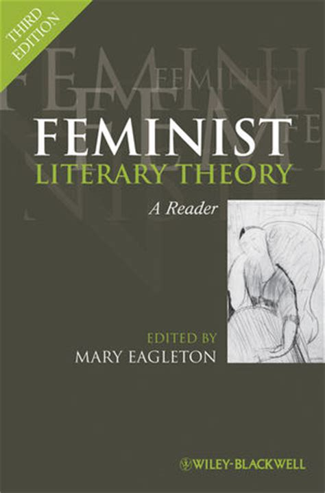 wiley feminist literary theory a reader 3rd edition