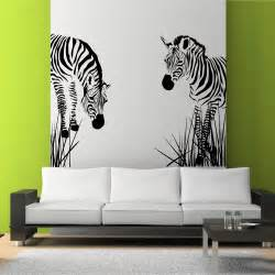 Ideas for green wall interior decoration ideas delightful zebra wall