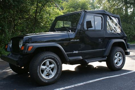 1997 Jeep Wrangler 1997 Jeep Wrangler Pictures Cargurus