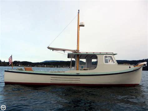 boat financing apr 1942 used custom 29 lobster boat fishing for sale