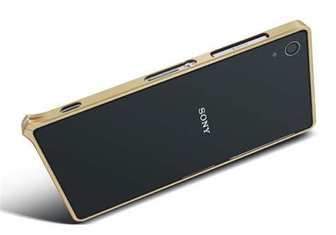 Lovemei Bumper Sony Xperia Z2 mei 0 7mm thin aluminum metal bumper till sony xperia