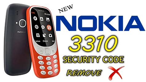 resetting nokia s40 without security code nokia 3310 factory reset unlock nokia 3310 security pin