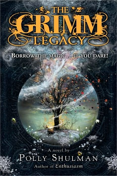 the grimm books the grimm legacy portland book review