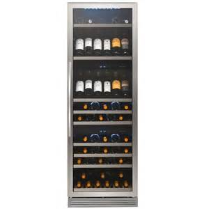 In Cabinet Wine Cooler Caple Wf1548 60cm Freestanding Triple Zone Wine Cooler