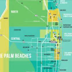 florida beaches map maps of palm county