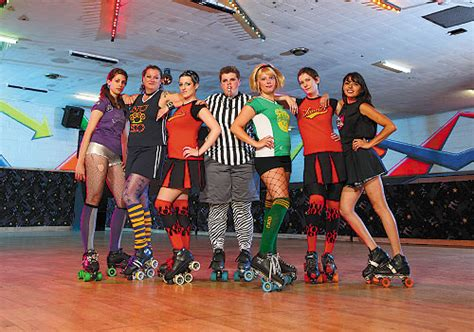 Roller Derby To Bond Its Your Playground by Buffalo Spree Magazine