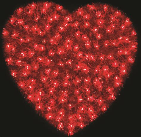 valentine s day decorations for cities businesses and parks