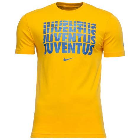 Tshirt Juventus Nike Juventus T Shirt Pro Gold Blue Www