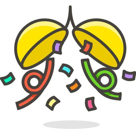 celebration emoji png party symbol kostenlos von another emoji icon set
