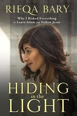 hiding in the light hiding in the light by rifqa bary donvalebookclub