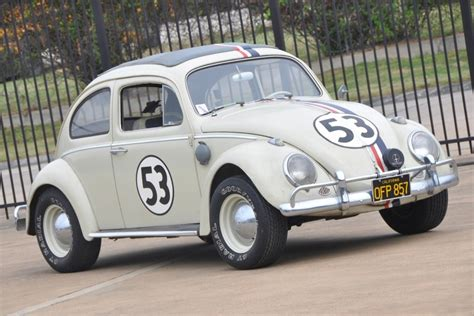original herbie sells    ny auction autocar india
