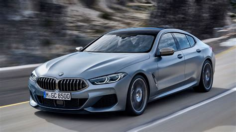 2020 bmw 850i the 2020 bmw 8 series gran coupe is for the real sedan