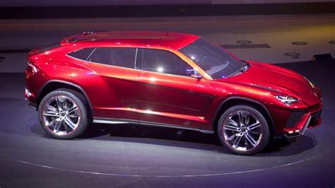 Lamborghini Sport Utility Vehicle Lamborghini Announces Plans For Upcoming Luxury Suv Abc News