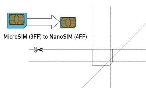 How To Cut A Sim Card To Micro Sim