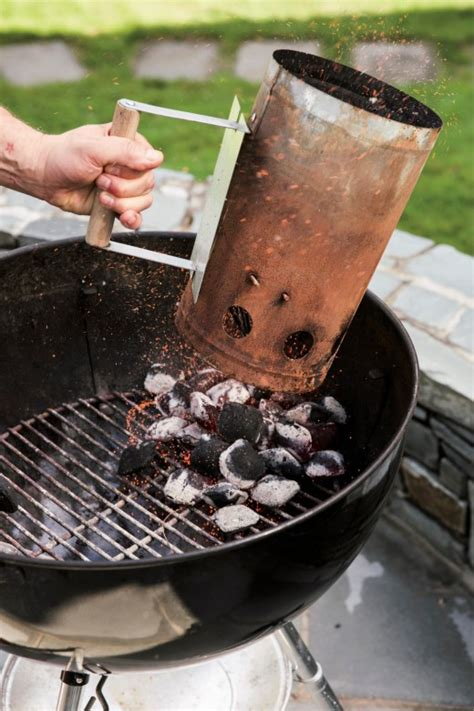 setting up the grill charcoal grilling tips new england today