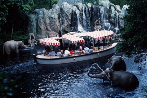 boat ride disney what type of boats are the quot disneyland jungle cruise quot boats