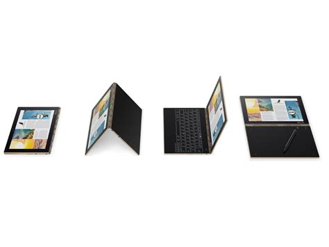 Lenovo Book Yb1 X90f Tablet Hybrid Android 64gb Ssd 10 1 Lenovo Book Android Yb1 X90f Notebookcheck Net