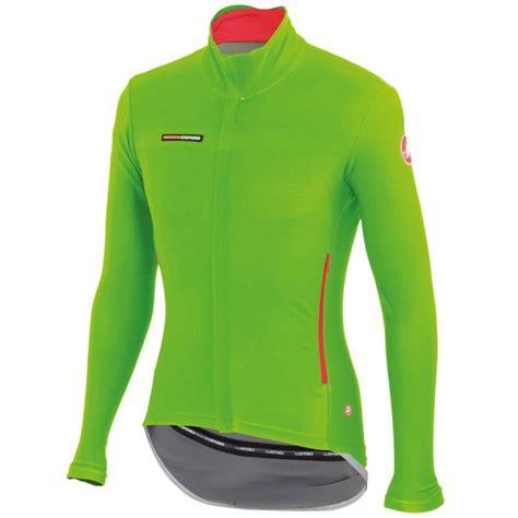 castelli gabba wiggle castelli gabba 2 sleeve jersey sprint green