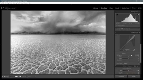 tutorial lightroom black and white black and white photo processing lightroom course