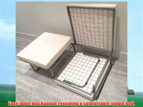 Bed In A Box by Ez Bed In A Box Metal Pull Fold Out Folding Daybed