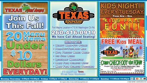 texas roadhouse printable coupons texas road house coupon 2017 2018 best cars reviews