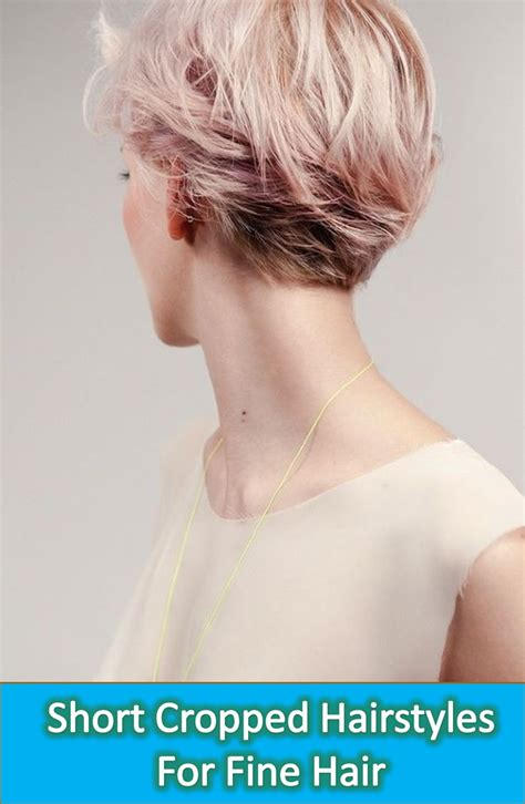 Cropped Hairstyles by 25 Best Ideas About Cropped Hairstyles On