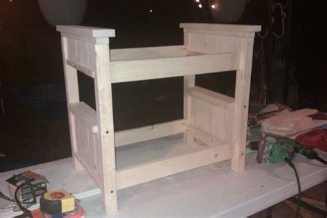 diy bunk bed plans pdf diy doll bunk bed plans download doll rocking chair