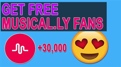 how to get fans how to get musically followers fans free fast musical