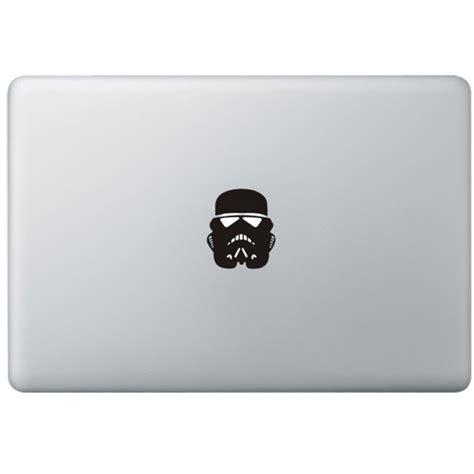 Sticker Van Helm Verwijderen by Stormtrooper Mask Macbook Sticker Kongdecals