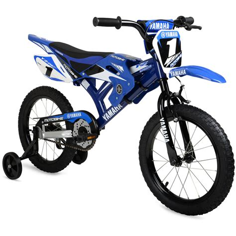 motocross push bike 16 quot moto yamaha bike ebay