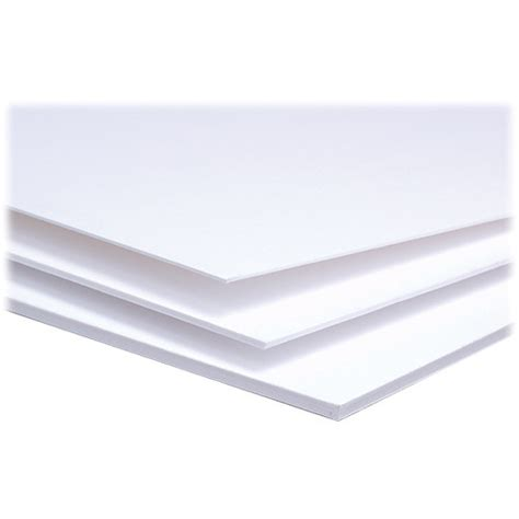 archival methods 4 ply pearl white conservation mat board