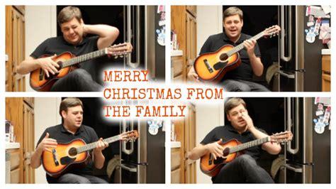 merry christmas   family dixie chicks kitchen cover  ryan  dunkin youtube