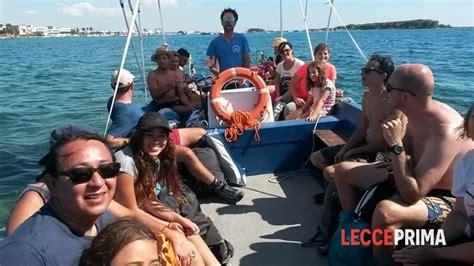 lecceprima cronaca porto cesareo escursione in barca a porto cesareo eventi a lecce