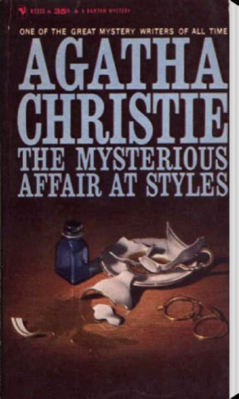 0007119275 the mysterious affair at styles free the mysterious affair at styles by agatha christie