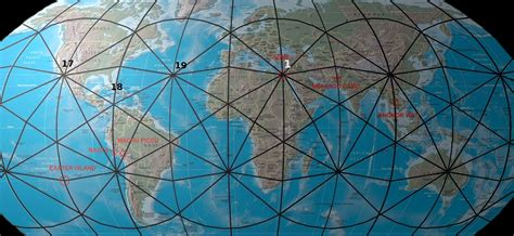 grid pattern of earth new world order dismantle the beam project