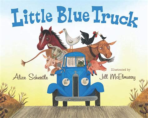 the children s center of cicero berwyn june book of the month little blue truck