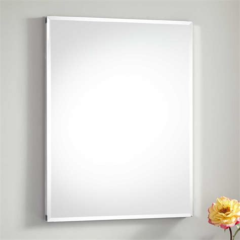 beveled mirror medicine cabinet recessed 20 quot mountclare recessed medicine cabinet bathroom