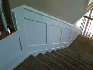 Wainscoting Ideas For Stairs by Wainscoting For The Stairs For The Home Pinterest