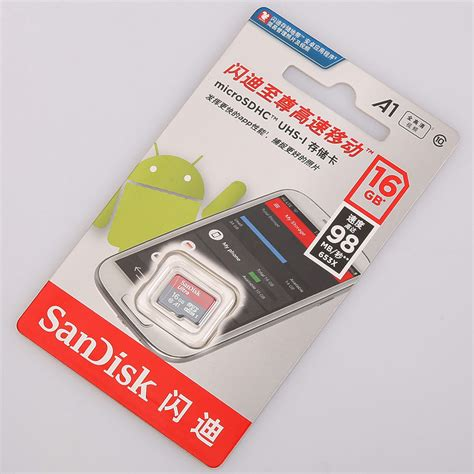 Micro Sd Sandisk Uhs 1 16gb accessories sandisk mobile ultra uhs i class 10