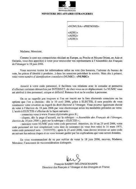 Exemple De Lettre En Francais Modele Lettre Francais Lettre De Motivation 2017