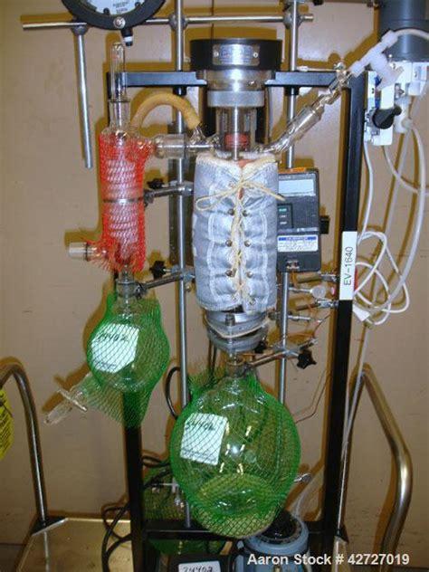 pope scientific wiped film evaporator